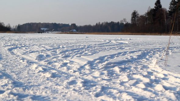 Frozen Lake 7