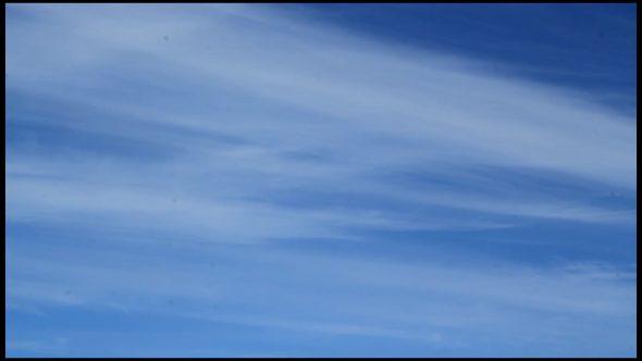 Blue Sky Timelapse