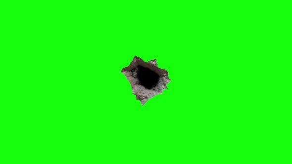 Bullet Hole 10