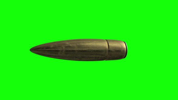 Bullet In Flight