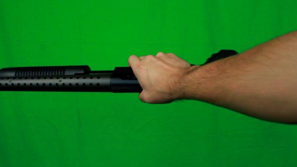 Beating With A Shotgun 1