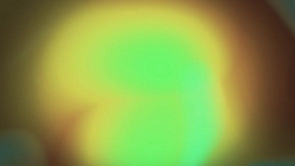 Color Map Film Burn Transition