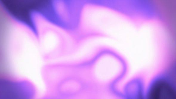 Fast Blurred Film Burn Transition