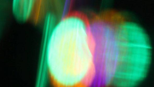 Glass Light Leaks 90