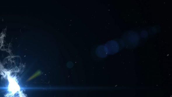 Vapours Lens Flares Particles 02