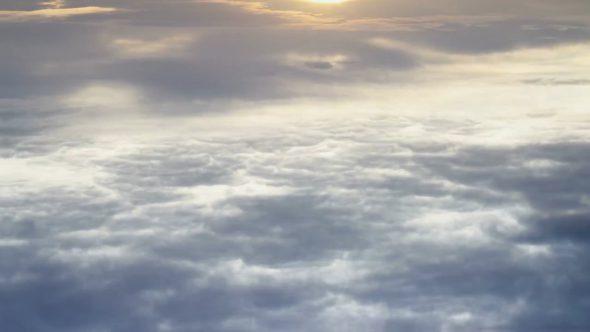 Shaky Sky Timelapse