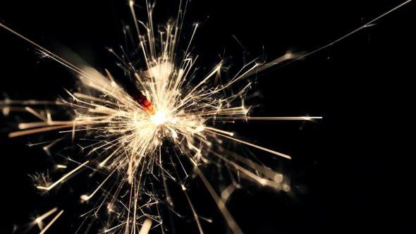 Burning Bengal Lights Sparkler 14