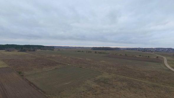 Flight Over Meadow 1
