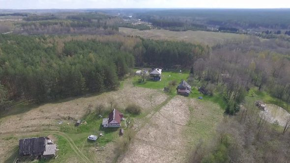 Flight Over Farmstead 5