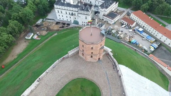 Flying Around The Tower 3