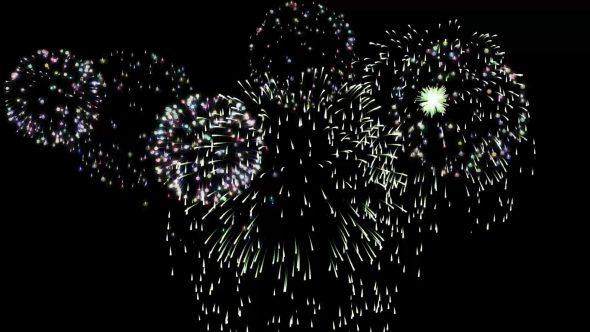 Explosions Fireworks VJ 2