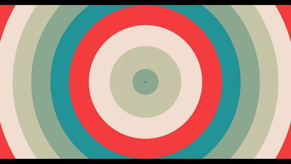4K Circle Flat Transition Element