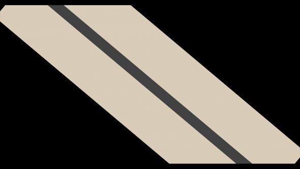 4K Diagonal Flat Transition 4
