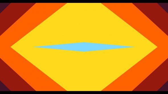 4K Middle Horizon Rhomb Transition
