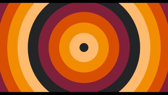 4K Super Flat Circle Transition