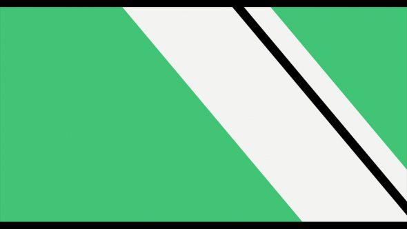4K Super Flat Diagonal Transition 2