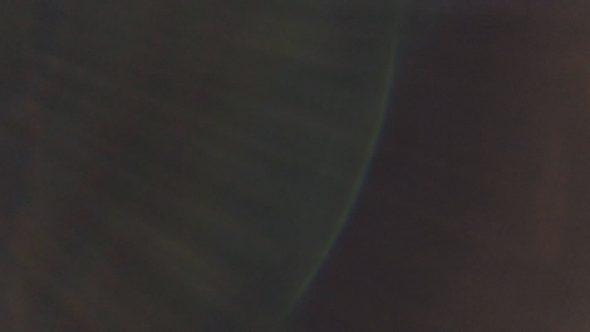 Lens Flare Glitter Dust Particles